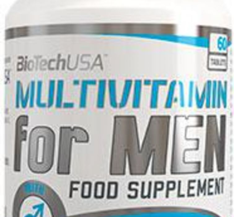BIOTECH MENS PERFORMANCE 60 TABS