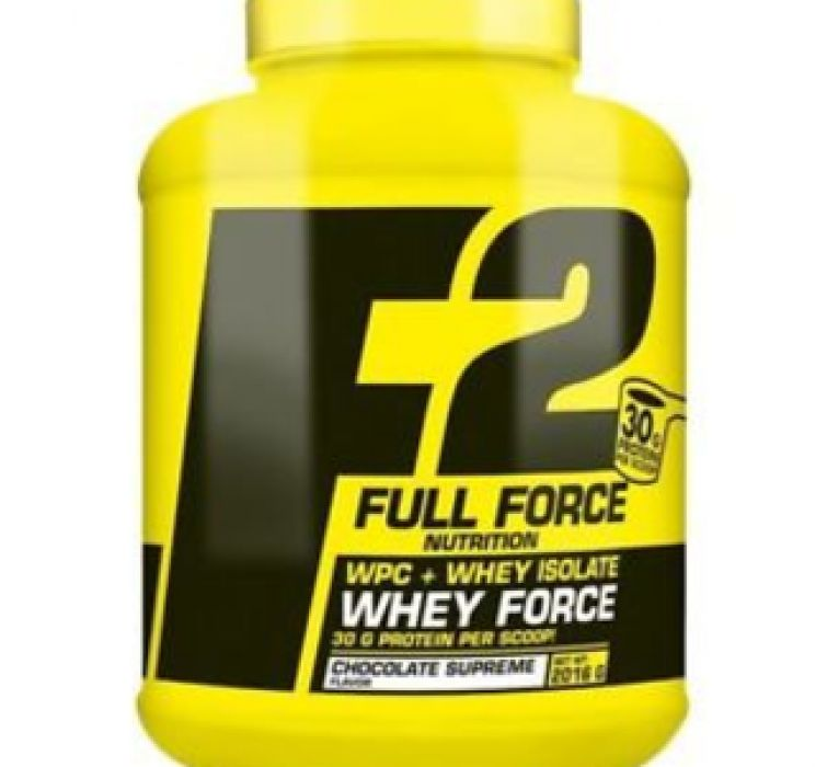 FULL FORCE WHEY FORCE 2016G