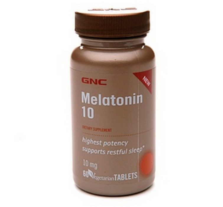 GNC MELATONIN 3 (60 TAB)