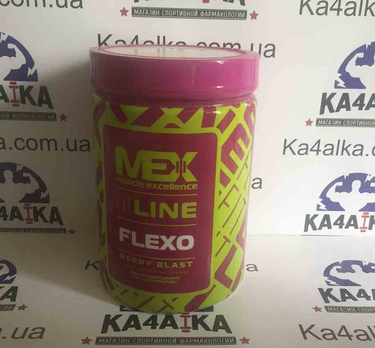 MEX NUTRITION FLEXO 400 G