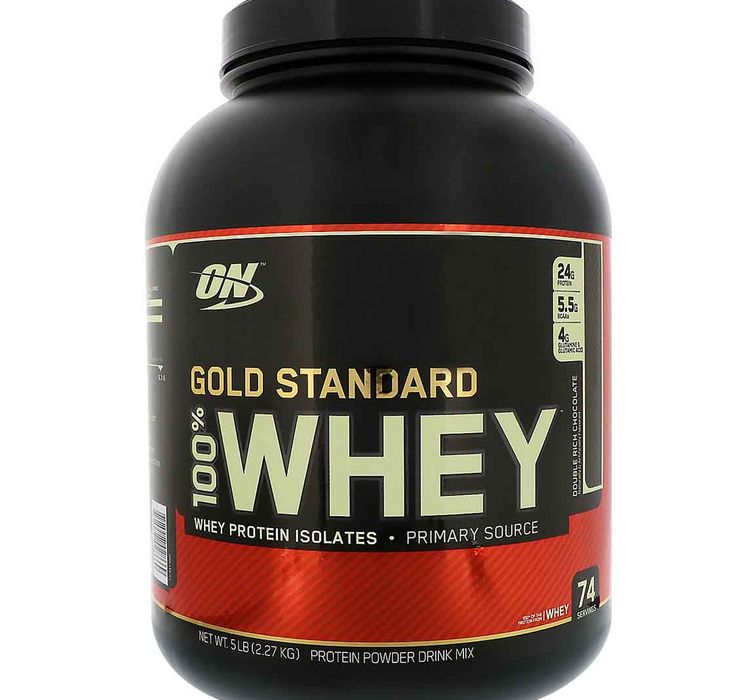 OPTIMUM NUTRITION GOLD STANDARD 100% WHEY 2,27 KG (USA)