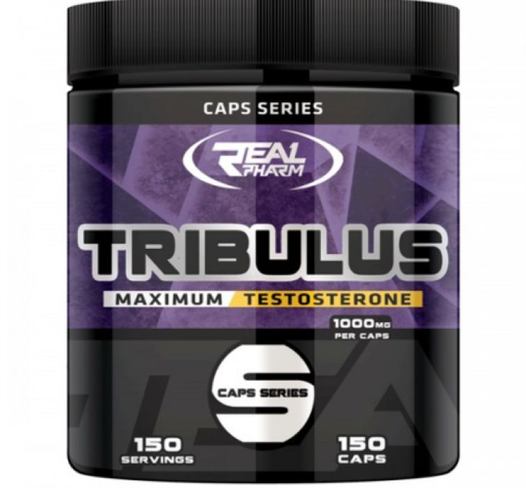REAL PHARM TRIBULUS 1000MG 150 CAPS