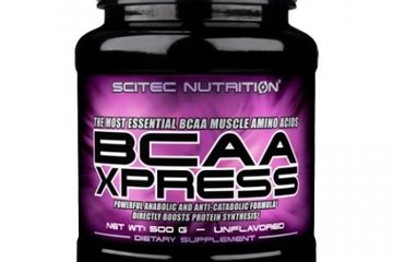 SCITEC NUTRITION BCAA EXPRESS, 500 G