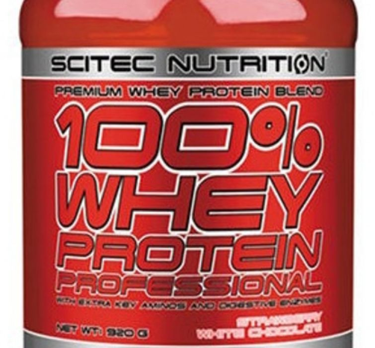 SCITEC NUTRITION WHEY PROTEIN PROF. 920G